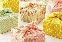 wrap it up / by Sarah Easler