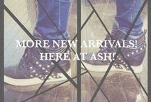 ASH Official AW15 Collection / Featured trends, whats hot and style inspo from ASH Official AW15 Collection