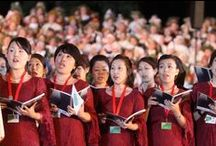 Other Choirs - so many styles!