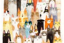 Cats in art/Kot w sztuce / Mój FP na Facebooku: https://www.facebook.com/kotwsztuce/