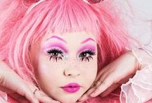 Pink / Adorable looks in Trixie Mattel's favorite colors - pink and hot pink.