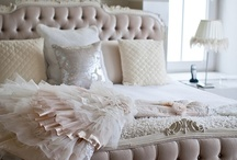 Bedrooms / by Debbie Couts