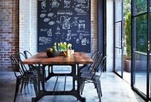 dining. / by kelly  |  kelly's ambitious kitchen