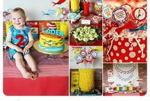 Dr. Seuss party