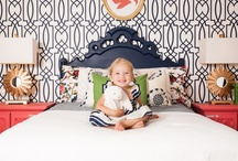 Kid's rooms / by Traci Rock