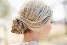 Hair Inspirations / by SimplyBridal