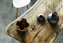 Wood Wonders / Beautiful ways to bring the Wood Element into your home