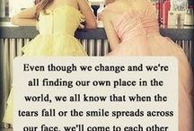 quotes  / by Hailey White