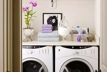 laundry + mud rooms. / by kelly  |  kelly's ambitious kitchen