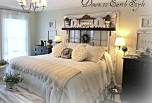 Bedroom Boudoir / by Jen
