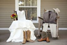 Country Wedding / Country wedding inspiration from backyard shindigs to country mansion and everything in between.  / by Crossfire Photography