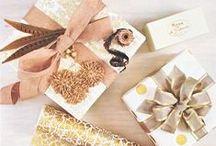 gifting. /