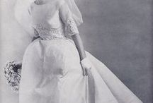 Vintage Weddings / The beautiful historical references from fashion history