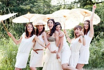 Bridesmaids / by Celebrate Events