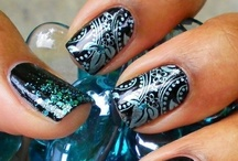 stylish NAILS... / by Donna Becerra
