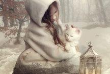 Snow bunny / by Jennifer Surkatty