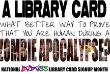 The End of the World / Post-apocalyptic times got you down? Zombies? Other terrible catastrophes? Carnegie-Stout has the books and movies to help you prepare.