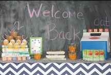 Back to School Ideas / School supplies and ideas to make the new school year easier on everyone.