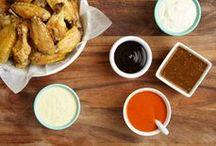 Dips, Appetizers, & Snacks / by Jen