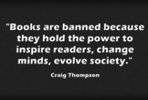 Banned Books Week / Banned Books Week - celebrating our freedom to read. September 25-October 1, 2016.
