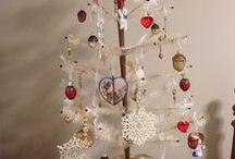 Christmas Dream / White lights, vintage, stars, childhood memories / by Jennifer Surkatty