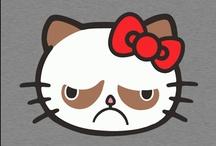 Grumpy Cat / by Chrystil