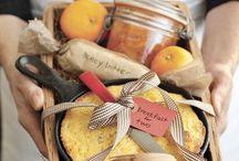 Food gifts / Gifting / by Sheri Karasek