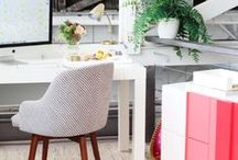 Home // Office / by Natalie Griffo