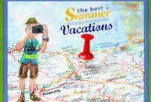 #BestVacationsInUSA / Vacation Spots