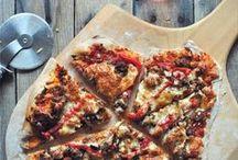 za. / pizza pizza pizza! / by kelly  |  kelly's ambitious kitchen