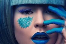 Don't be Blue!! / by The Makeup Nerd