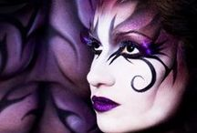 Purple Rain / Womanist is to feminist as purple is to lavender.--Alice Walker   / by The Makeup Nerd