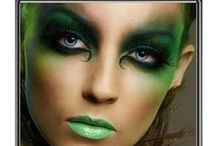 Green with Envy / by The Makeup Nerd