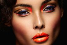 Viva la'Orange!! / Looking to vamp up your look with a little orange?  Inspiration awaits :) / by The Makeup Nerd