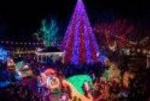Christmas Lighting Events