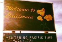 Going back to Cali / California dreaming