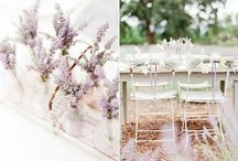 Wedding - lavender & amethyst / All shades of Purple from Lavender & Lilac to Royal Purple. / by KWH BRIDAL