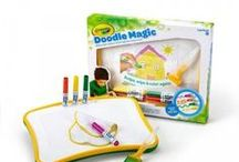Top Crayola Toys / Arts and crafts and activity toys from Crayola. Click on any pin to see where it's in stock and who has the best online price.