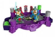 Top TMNT Toys / The best in Teenage Mutant Ninja Turtles toys, games, playsets, and action figures. Click on any pin to see where it's in stock and who has the best online price.