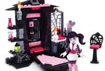 Top Monster High / Monster High dolls and playsets with Frankie Stein, Lagoona Blue, Howleen Wolf, and the rest of the crew. Click on any pin to see where it's in stock and who has the best online price.