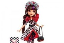Top Ever After High Dolls / Dolls and playsets from Ever After High, the sister school of Monster High. Click on any pin to see where it's in stock and who has the best online price.