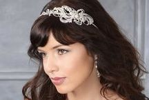 Bridal Accesories / Whether it be sweets for your feet or flair for your hair...we've got your bridal accessories covered!