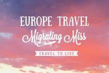 Europe Travel / The Best of European Travel
