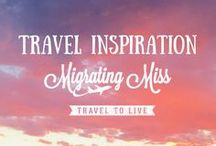 Travel Tips & Inspiration / The best travel tips and inspiration from bloggers around the world!