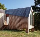 SMALL HOUSES + GETAWAYS / Small houses and getaways for your honeymoon or the weekend