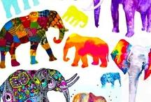 elephants = LOVE / by Lauren Faughnan