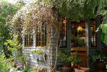 House Decorating / Inside or outside. Inspiration and ideas for home lifestyle.  / by Kat Marsh