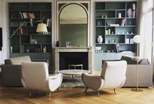 Lounge ideas & inspiration / Lounge ideas and inspiration for home design