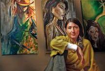 Nancy Joyce Art - My Paintings / https://www.facebook.com/NancyJoyceGallery