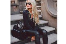 My style- fashion / by Joanna Boomer